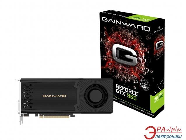 Видеокарта Gainward Nvidia GeForce GTX 960 OC GDDR5 2048 Мб (4260183363392)
