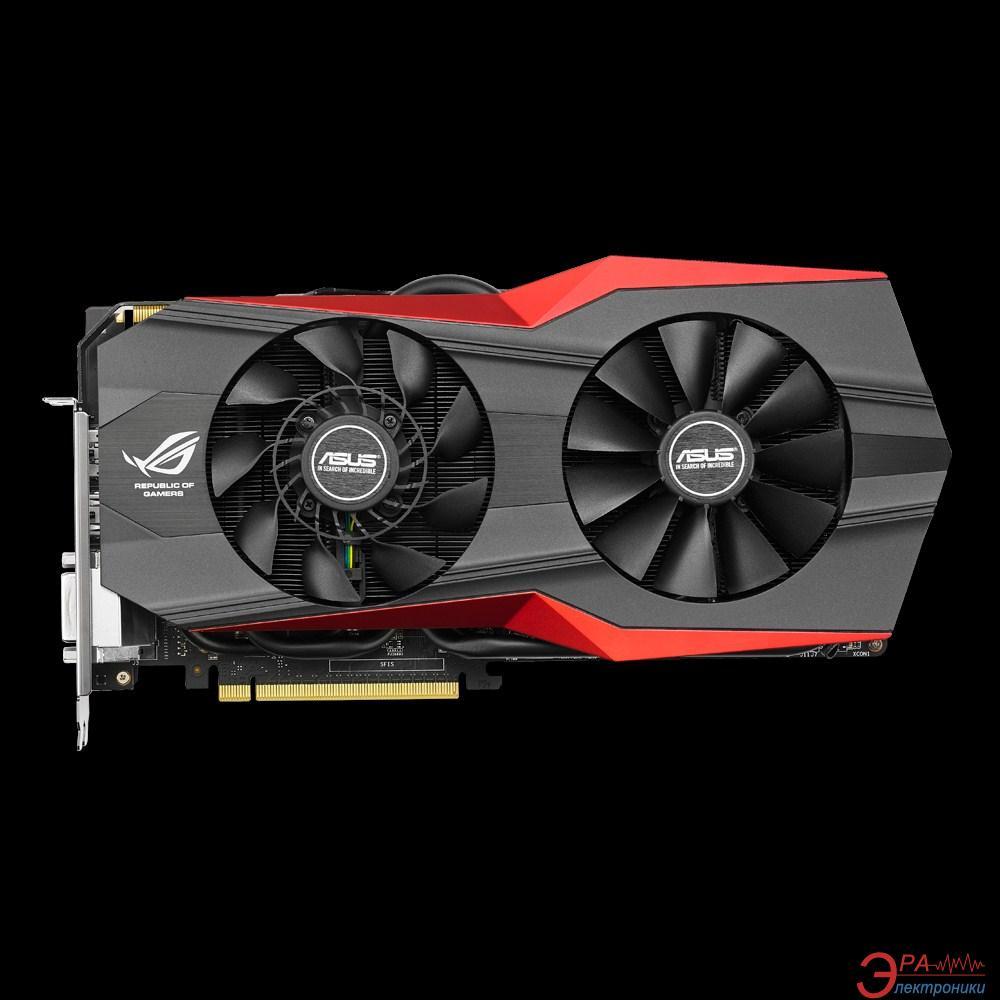 Видеокарта Asus Nvidia GeForce GTX 980 Matrix edition GDDR5 4096 Мб (MATRIX-GTX980-P-4GD5)
