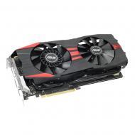 Видеокарта Asus Nvidia GeForce GTX 960 BLACK DirectCU II GDDR5 2048 Мб (GTX960-DC2OC-2GD5-BLACK)