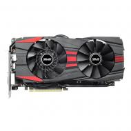 Видеокарта Asus Nvidia GeForce GTX960 DirectCUII BLACK GDDR5 2048 Мб (GTX960-DC2-2GD5-BLACK)