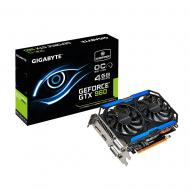Видеокарта Gigabyte Nvidia GeForce GTX 960 GDDR5 4096 Мб (GV-N960OC-4GD)