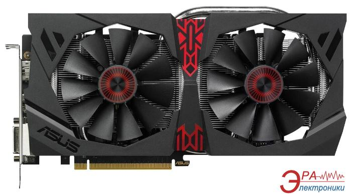 Видеокарта Asus Radeon R9 380 STRIX GDDR5 2048 Мб (STRIX-R9380-DC2OC-2GD5-GAMING)
