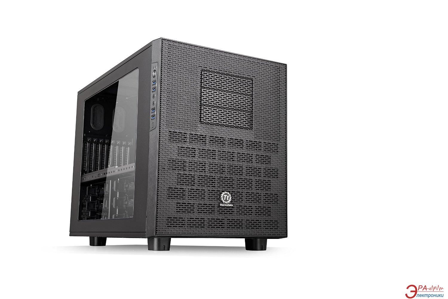 Корпус Thermaltake Core X9 Black/Win (CA-1D8-00F1WN-00) Без БП