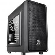 Корпус Thermaltake Versa H15 Black/Win (CA-1D4-00S1WN-00) Без БП