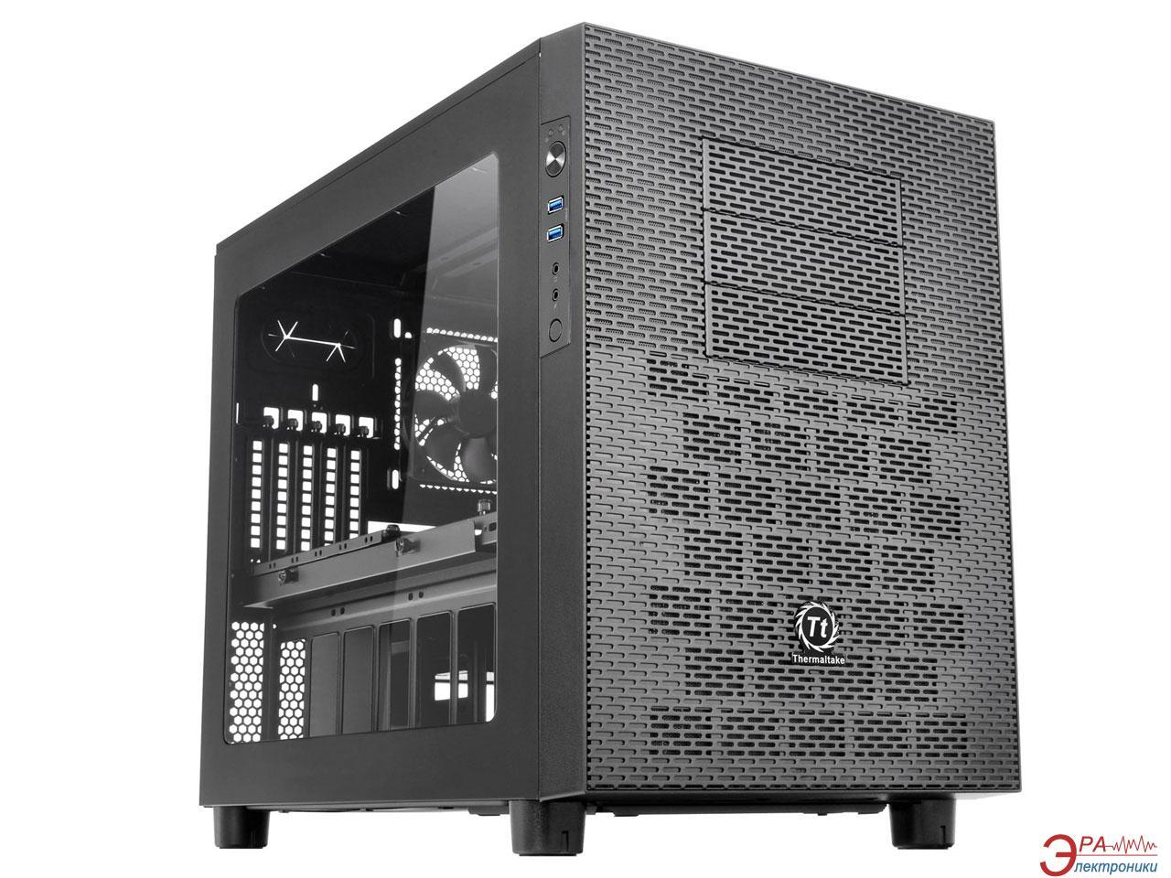 Корпус Thermaltake Core X2 Black/Win (CA-1D7-00C1WN-00) Без БП