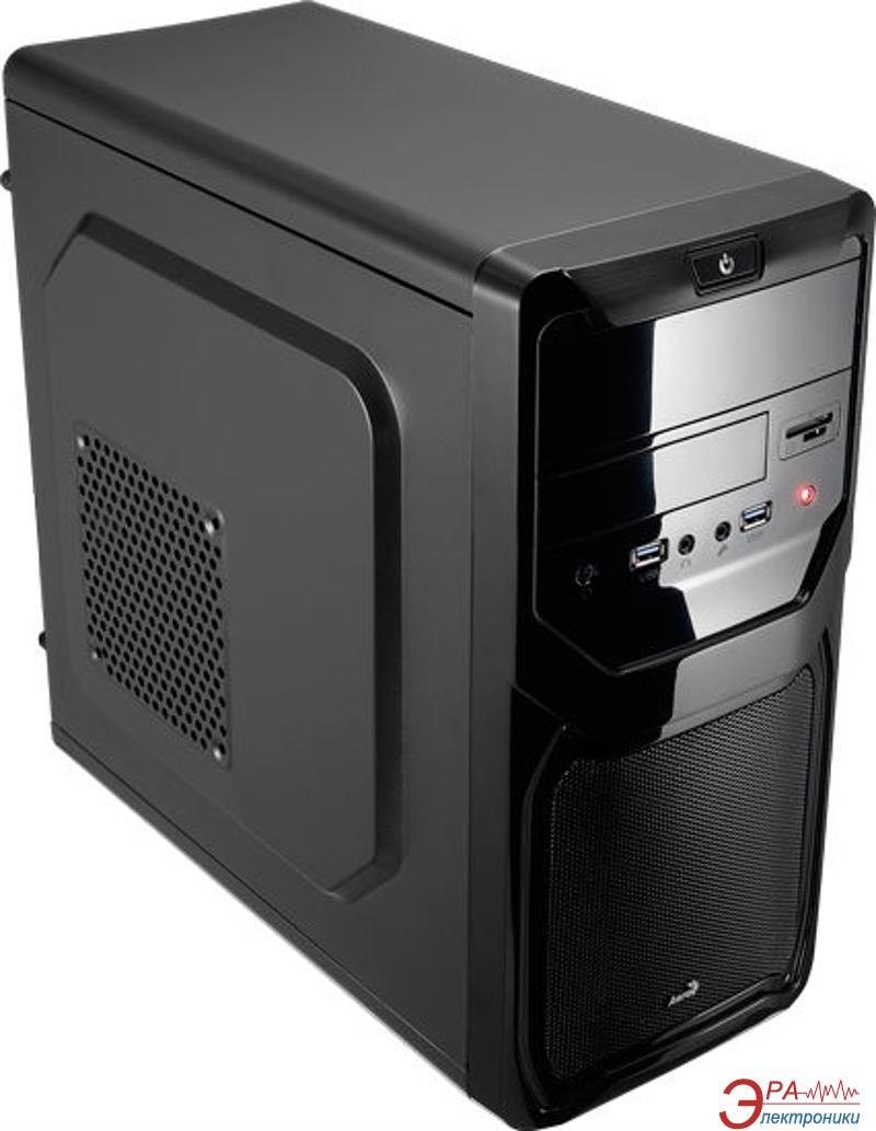 Корпус AeroCool PGS QS 183 Advance Black  + БП Aerocool VX-550 (4713105956429) 550W