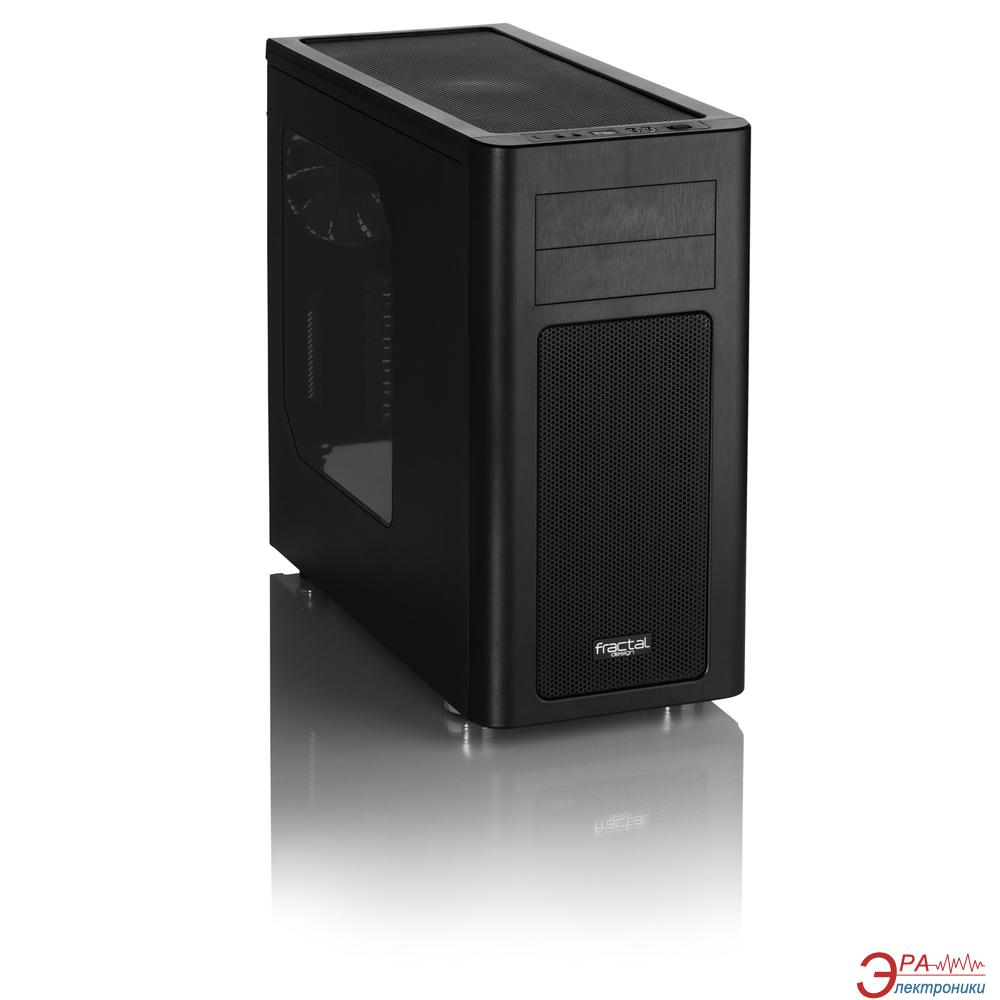 Корпус Fractal Design Arc Midi R2 Black (FD-CA-ARC-R2-BL-W) Без БП