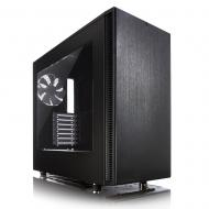 Корпус Fractal Design Define S Black Window (FD-CA-DEF-S-BK-W) Без БП