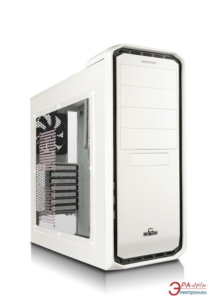 Корпус Enermax Ostrog White (ECA3253-WB) Без БП
