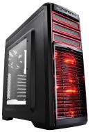 Корпус Deepcool KENDOMEN RED Без БП