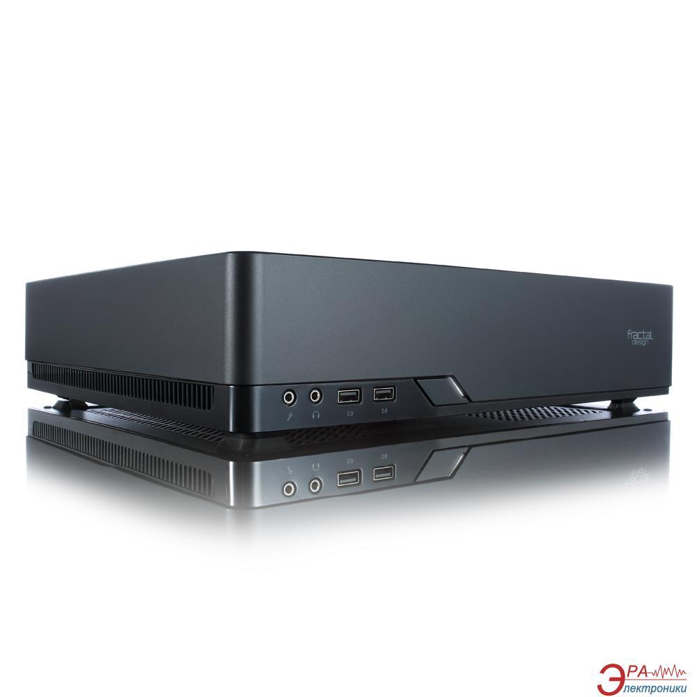 Корпус Fractal Design Node 202 Black (FD-CA-NODE-202-BK) Без БП