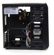 Корпус PrologiX B20/2003 Black/Silver PSS-500W-12cm (B20/2003BS) 500W