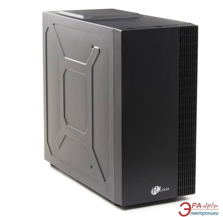Корпус PrologiX C03/3002 Black (C03/3002B) 460W