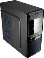 Корпус AeroCool PGS V3 X Advance Black + Aerocool VХ-550 (4713105954906) 550W