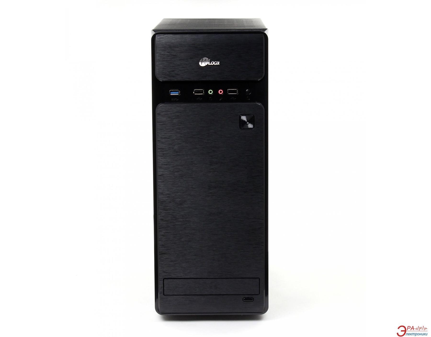 Корпус PrologiX B10/1022 Black USB 3.0 Без БП