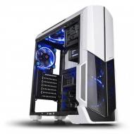Корпус Thermaltake Versa N21 White (CA-1D9-00M6WN-00) Без БП