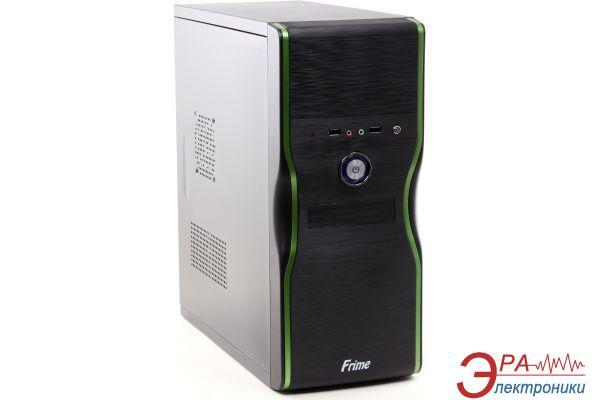 Корпус Frime 161BGN 450W-8cm 2 sata 450W