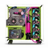 Корпус Thermaltake Core P5 Green (CA-1E7-00M8WN-00) Без БП