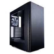 Корпус Fractal Design Define C Window (FD-CA-DEF-C-BK-W) Без БП