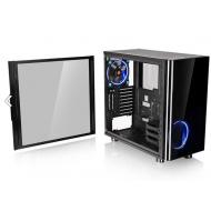 Корпус Thermaltake View 31 Tempered Glass Edition Black (CA-1H8-00M1WN-00) Без БП
