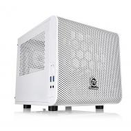 Корпус Thermaltake Core V1 Snow Edition White (CA-1B8-00S6WN-01) Без БП