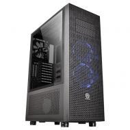Корпус Thermaltake Core X71 Tempered Glass Edition (CA-1F8-00M1WN-02) Без БП