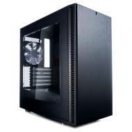 Корпус Fractal Design Define Mini C - Window (FD-CA-DEF-MINI-C-BK-W) Без БП