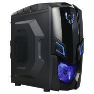 Корпус Raidmax VIPER GXII 522WBU Black-Blue (VIPER GXII 522WBU) Без БП