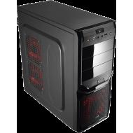 Корпус AeroCool PGS V3 X Advance (Black) (ACCX-PV01106.11) + БП VX-550 (ACCM-PA02014.11) 550W