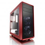 Корпус Fractal Design Focus G Red Window (FD-CA-FOCUS-RD-W) Без БП