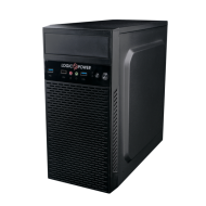 Корпус Logicpower 6101 12cm Black 400W
