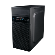 Корпус Logicpower 6101 Black 400W