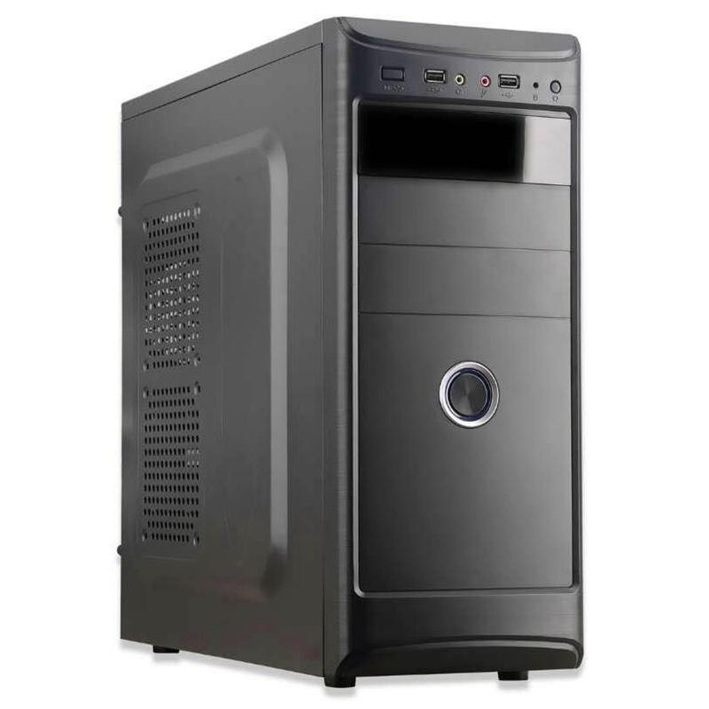 Корпус Delux DLC-MD216 Black 500W