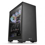 Корпус Thermaltake TT Premium S500 TG/Black/Win/SPCC/Tempered Glass (CA-1O3-00M1WN-00) Без БП