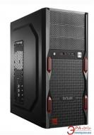 Корпус Delux DLC-MV416S Black/Red 450W