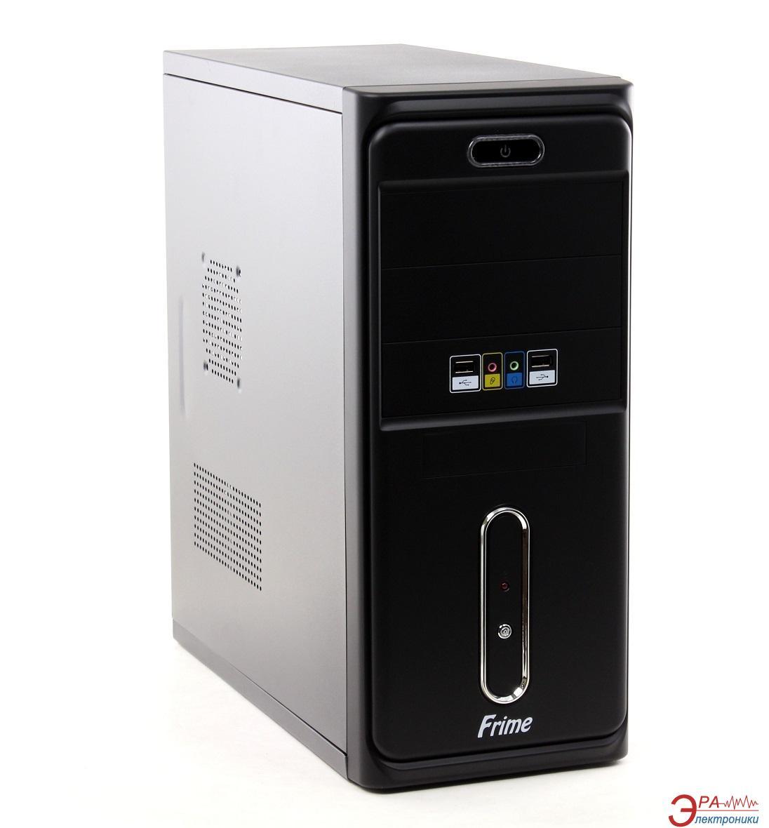Корпус Frime 152B 400W-8cm Black 400W