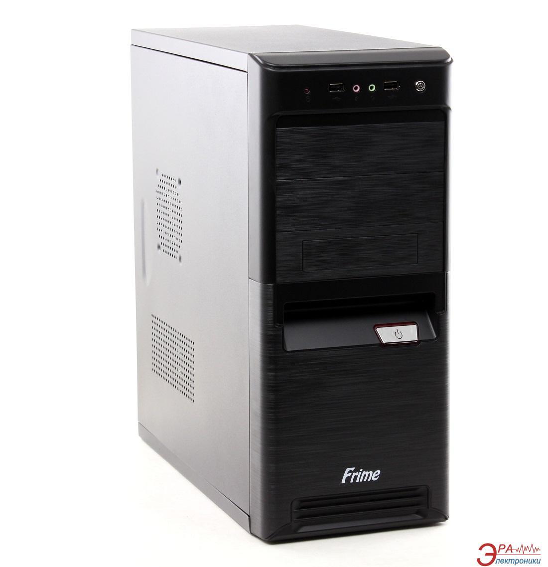 Корпус Frime 158B 450W-8cm Black 450W