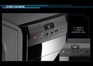 ������ AeroCool PGS V3 X Advance Black + Aerocool V�-550 (4713105954753) 550W