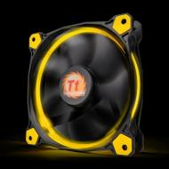 Вентилятор для корпуса Thermaltake Riing 14 140mm Yellow LED (CL-F039-PL14YL-A)