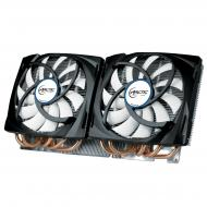 ���������� ��� ��������� ARCTIC COOLING Accelero Twin Turbo 690 (DCACO-V780001-BL)