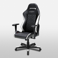 Кресло для геймеров DXRacer Drifting OH/DF73/NW Black/White