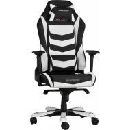 Кресло для геймеров DXRacer Iron OH/IS166/NW Black/White
