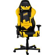 Кресло для геймеров DXRacer Racing OH/RF21/NY/NAVI Black/Yellow