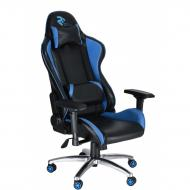 Кресло для геймеров 2Е GC004 Black/Blue (2E-GC004BLB)