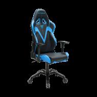 Кресло для геймеров DXRacer Valkyrie OH/VB03/NB Black/Blue