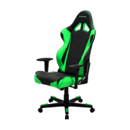 Кресло для геймеров DXRacer Racing OH/RE0/NE Black/Green