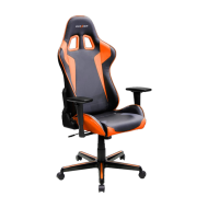 Кресло для геймеров DXRacer Formula OH/FH00/NO Black/Orange