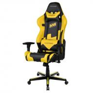Кресло для геймеров DXRacer Racing OH/RZ21/NY/NAVI Black/Yellow