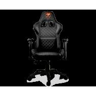 Кресло для геймеров Cougar Armor One Black