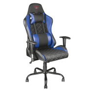 Кресло для геймеров Trust GXT 707R Resto Gaming chair Blue (22526)